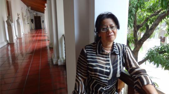 Profa. Liliana López