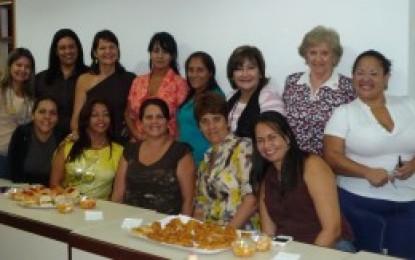 Secretarias del CDCH-UCV celebraron su día