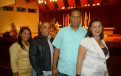 Celebrado acto de reconocimiento al Personal Administrativo y Obrero de la UCV por años de servicio