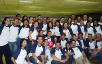 CDCH-UCV celebró 54 aniversario con Torneo de Bowling