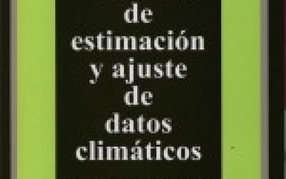 """CDCH presenta """"Métodos de estimación y ajuste de datos climáticos"""""""
