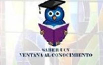 Nueva presentación del Repositorio Saber UCV Mayo 2014