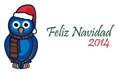 Feliz Navidad les desea Saber UCV