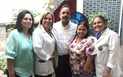 Servicio Médico UCV realizó Jornada de Salud en el CDCH