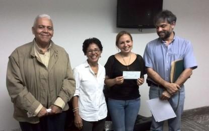 Acto de Responsabilidad Social Empresarial en el CDCH-UCV