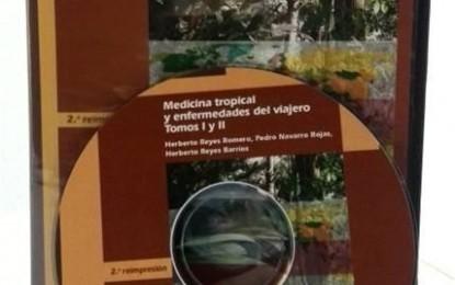 """En formato digital segunda reimpresión de """"Medicina Tropical y Enfermedades del Viajero"""""""