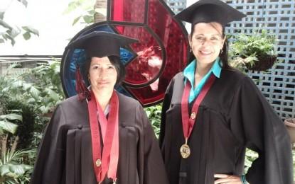 Familia CDCH-UCV suma tres nuevas licenciadas