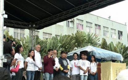 UCV por la paz en Venezuela
