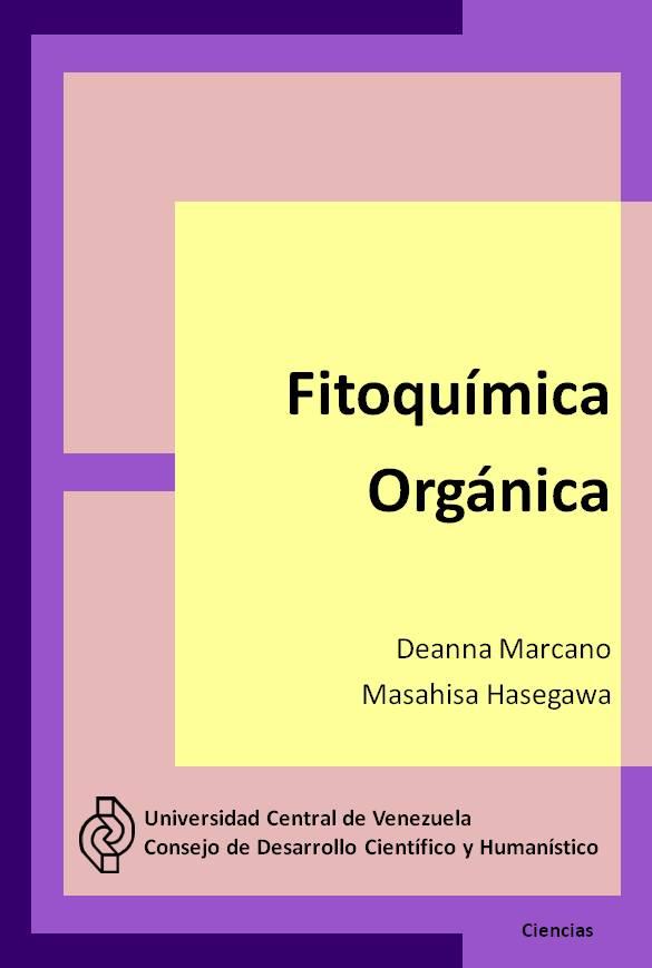 Libro en Acceso Abierto Fitoquímica Orgánica
