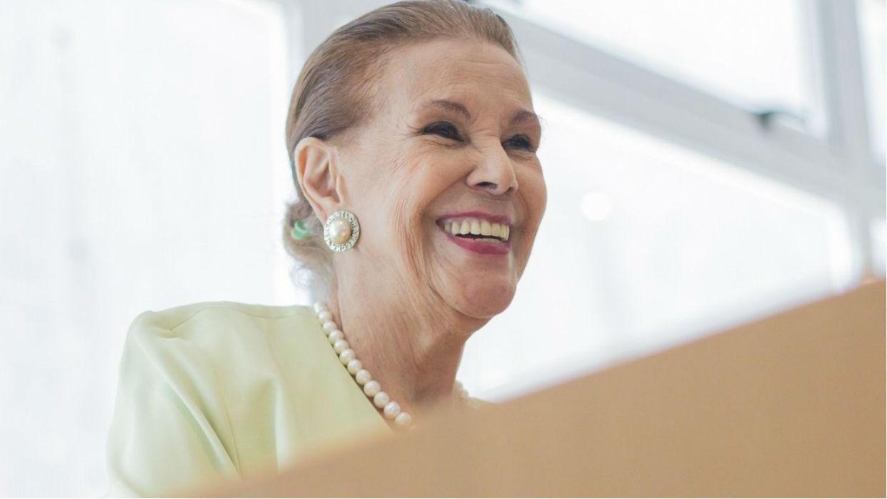 Evangelina García Prince. Ejemplo de la Mujer Venezolana