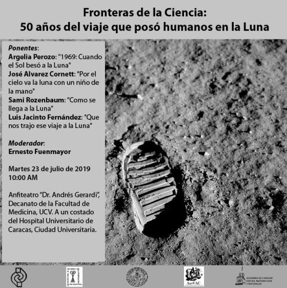 Fronteras de la Ciencia: 50 años del viaje que posó humanos en la Luna