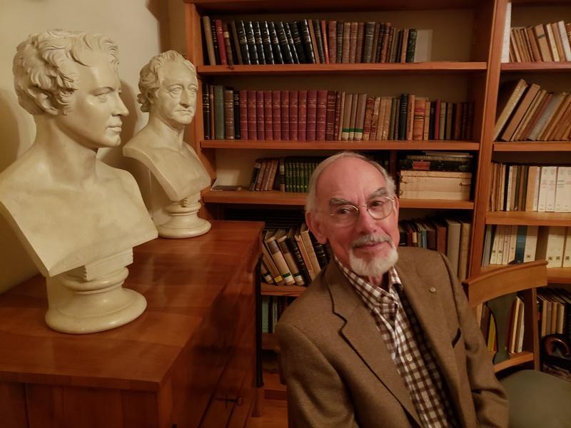 """La Ciencias sin """"por qué"""". Entrevista con el Profesor. Horacio Vanegas."""
