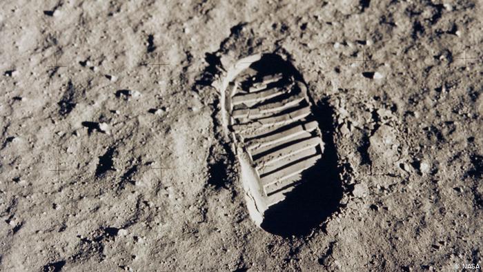 El alunizaje del Apolo 11, en 1969. Hace 50 años