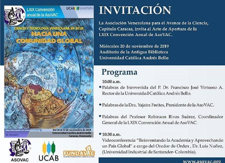 LXIX Convención Anual de AsoVAC