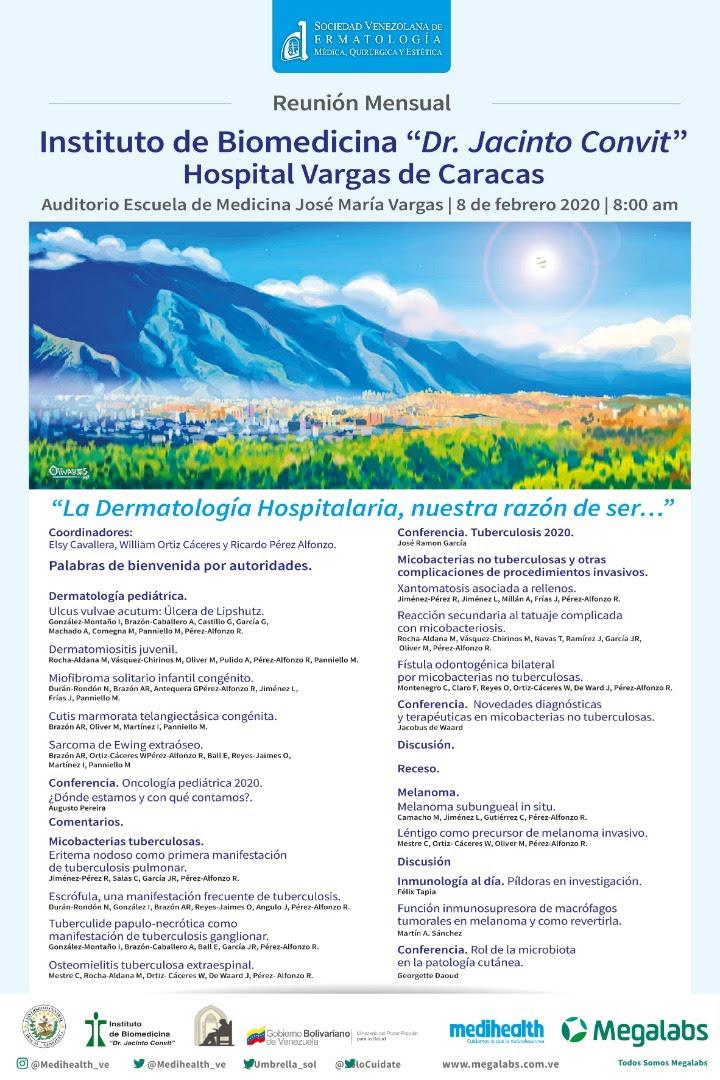 Reunión Mensual Instituto de Biomedicina