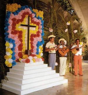 3 de Mayo. Celebración de la Santa Cruz de Mayo