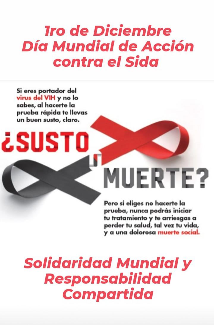 DIA MUNDIAL DE ACCIÓN CONTRA EL SIDA